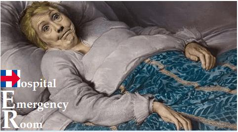 Hillary dead